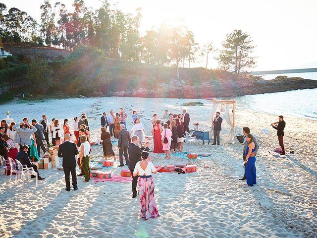 La boda de Lino y Paz en Boiro, Asturias 46