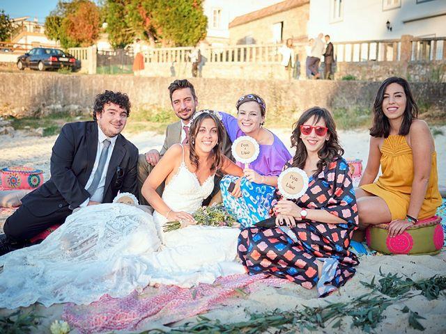 La boda de Lino y Paz en Boiro, Asturias 51