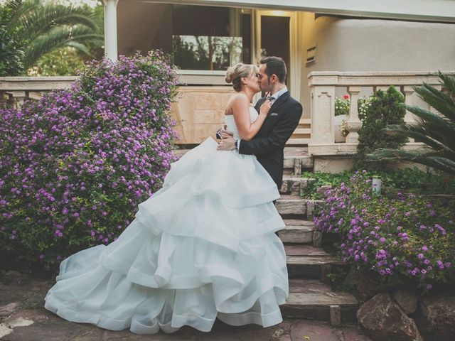 La boda de Lucia y Ruben