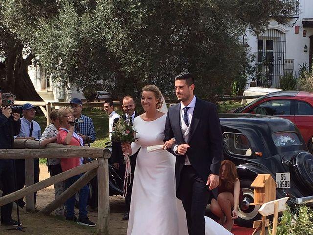 La boda de Paco y Mº Jose en El Rocio, Huelva 6