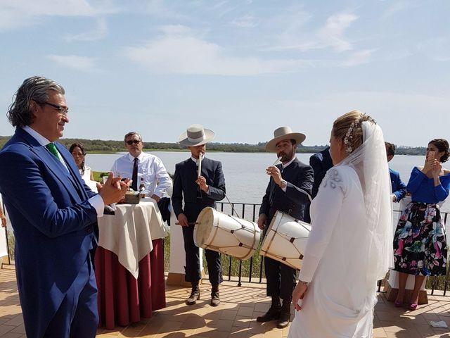 La boda de Paco y Mº Jose en El Rocio, Huelva 7