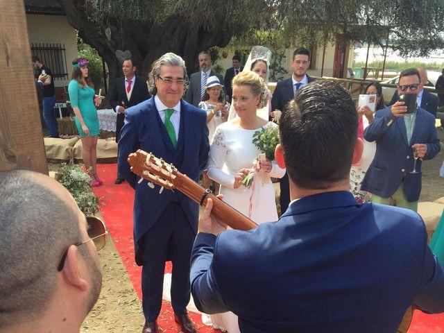 La boda de Mº Jose y Paco