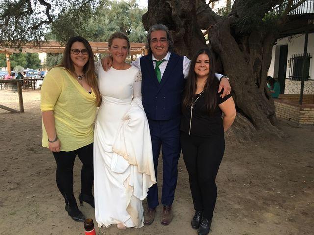 La boda de Paco y Mº Jose en El Rocio, Huelva 18