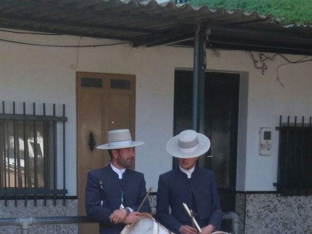 La boda de Paco y Mº Jose en El Rocio, Huelva 20