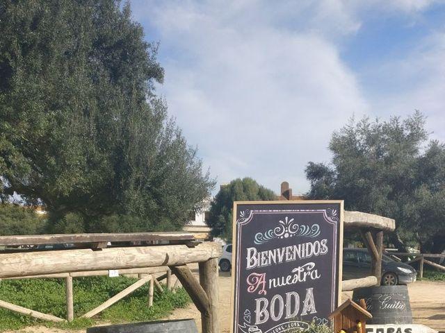 La boda de Paco y Mº Jose en El Rocio, Huelva 22