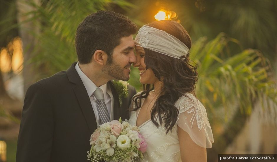 La boda de Jesús y Jaiza en Torre Pacheco, Murcia