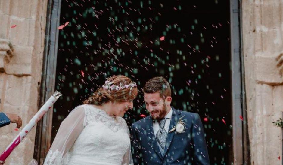 La boda de Mª Carmen  y Borja  en Palos De La Frontera, Huelva