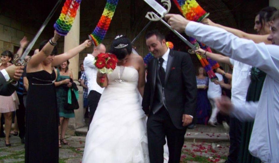 La boda de Raúl y Sonia en Araya, Álava