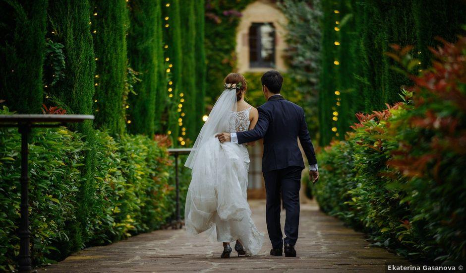 La boda de Kevin y Elaine en Barcelona, Barcelona