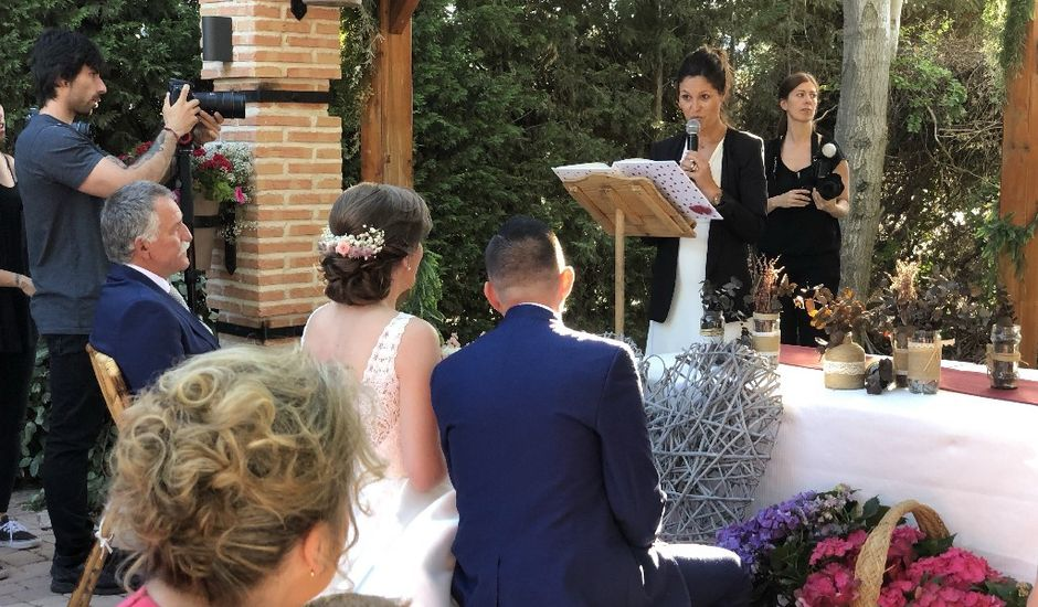 La boda de Sara y Sergio en Illescas, Toledo