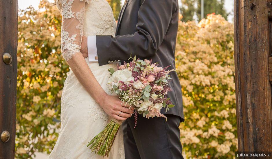 La boda de Fran y Isa en Madrid, Madrid