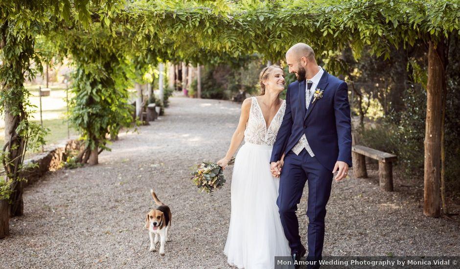 La boda de Boris y Sara en Sallent, Barcelona