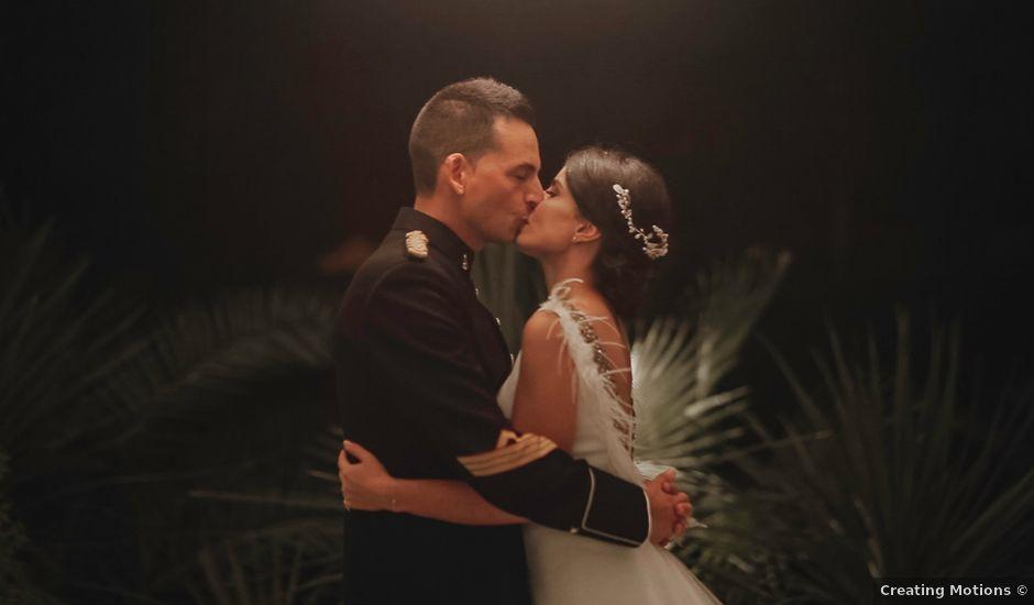 La boda de David y Rocío en Griñon, Madrid