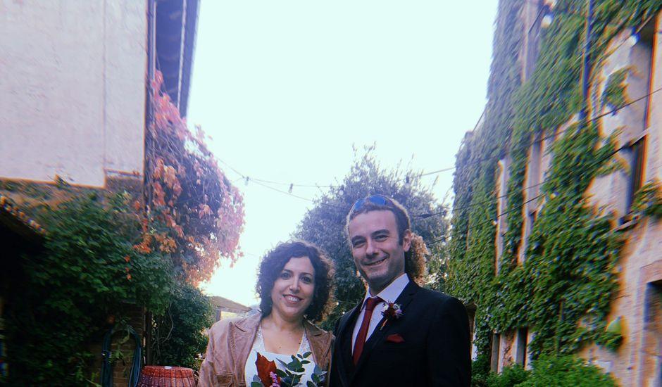La boda de Alex y Núria en Tagamanent, Barcelona