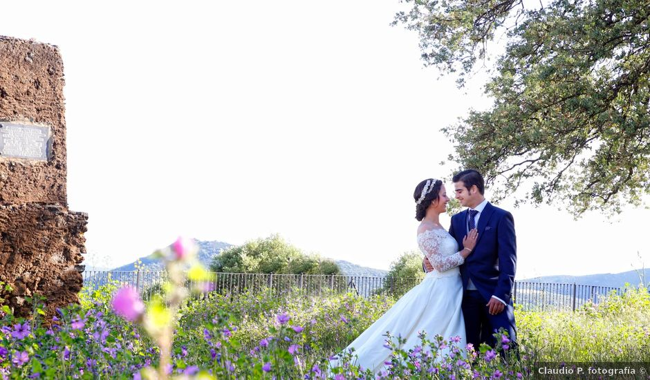 La boda de Jesús y Yolanda en Villarrasa, Huelva