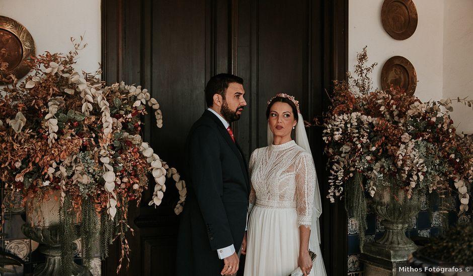 La boda de Jose Antonio y Lucia en Carmona, Sevilla