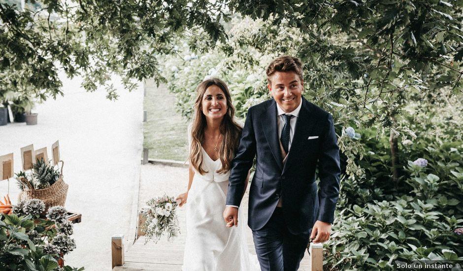 La boda de Ben y Lucia en Cubas, Cantabria