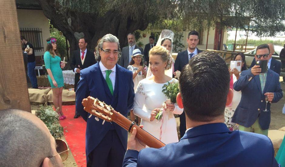La boda de Paco y Mº Jose en El Rocio, Huelva