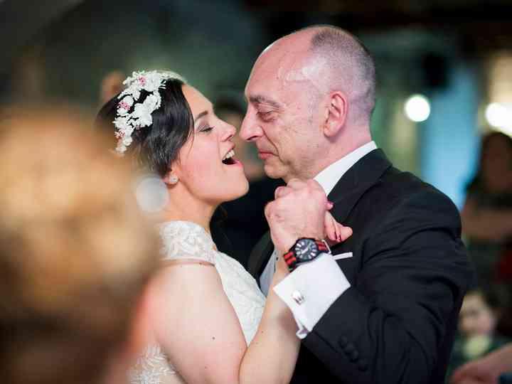 La boda de Mónica y Luis