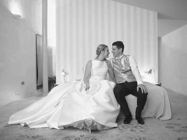 La boda de Claudia y Ernesto