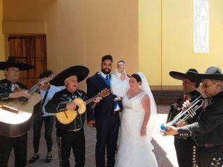 La boda de Airam y Cristina