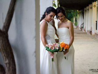 La boda de Elisabet y Rocio 1