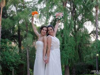 La boda de Elisabet y Rocio
