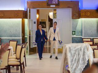 La boda de Fuensanta y Karina 1