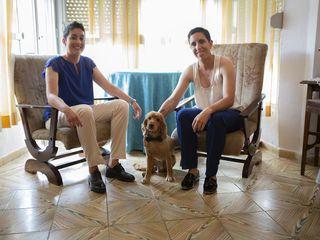 La boda de Fuensanta y Karina 2