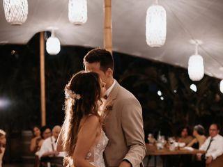 La boda de David y Melanie 2