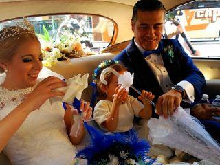 La boda de Eva y Javi 2