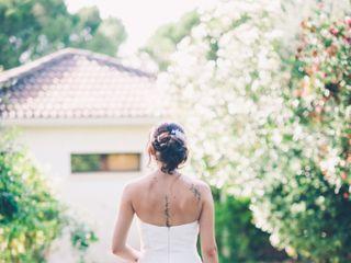 La boda de Sandra y Berenger 1