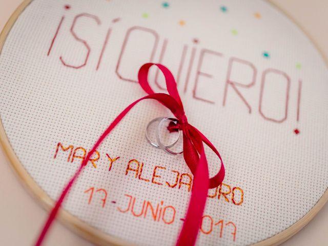 La boda de Alejandro y Mar en Peralejo, Madrid 22