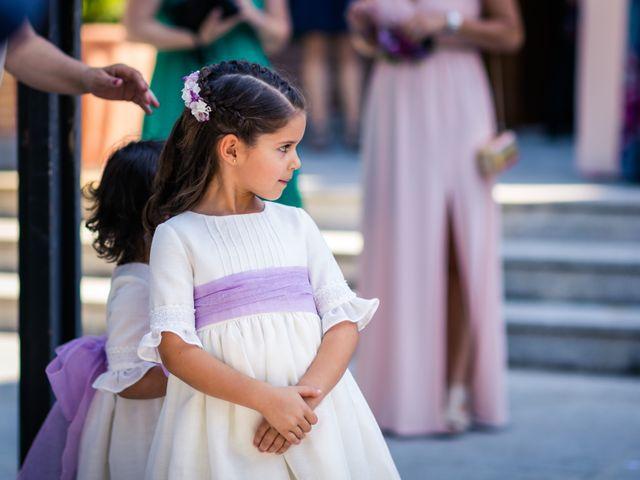 La boda de Alejandro y Mar en Peralejo, Madrid 56