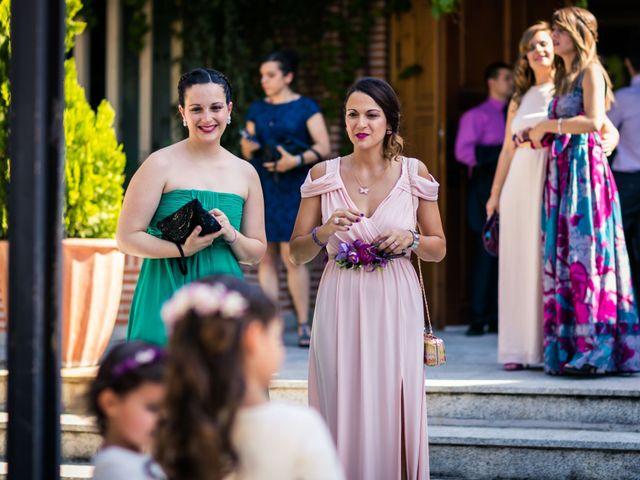 La boda de Alejandro y Mar en Peralejo, Madrid 57