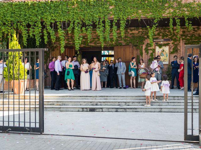 La boda de Alejandro y Mar en Peralejo, Madrid 62
