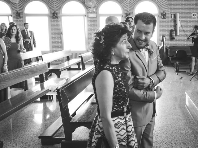 La boda de Alejandro y Mar en Peralejo, Madrid 68