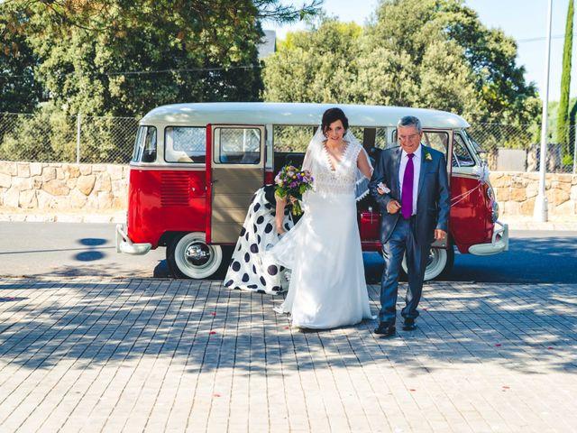 La boda de Alejandro y Mar en Peralejo, Madrid 70