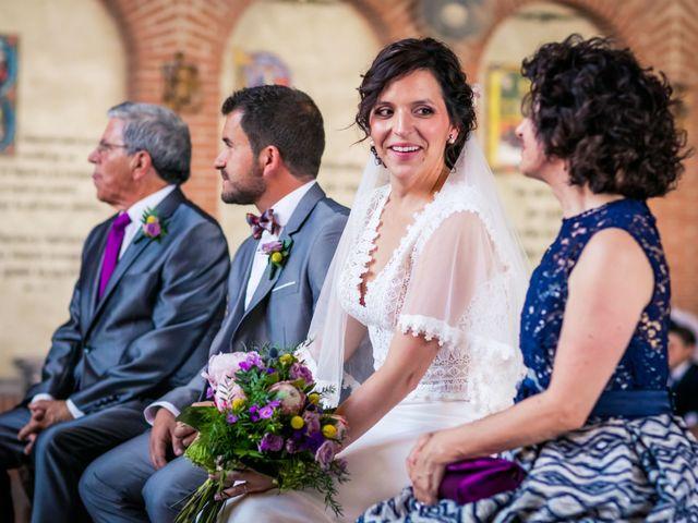 La boda de Alejandro y Mar en Peralejo, Madrid 75