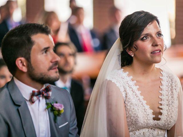 La boda de Alejandro y Mar en Peralejo, Madrid 77