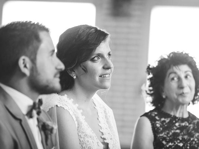 La boda de Alejandro y Mar en Peralejo, Madrid 78