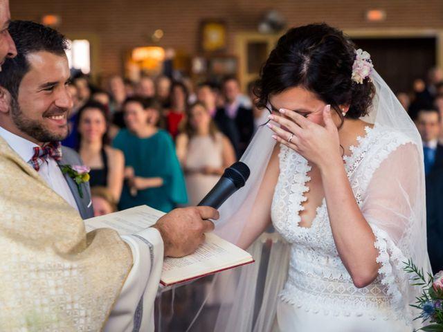La boda de Alejandro y Mar en Peralejo, Madrid 81