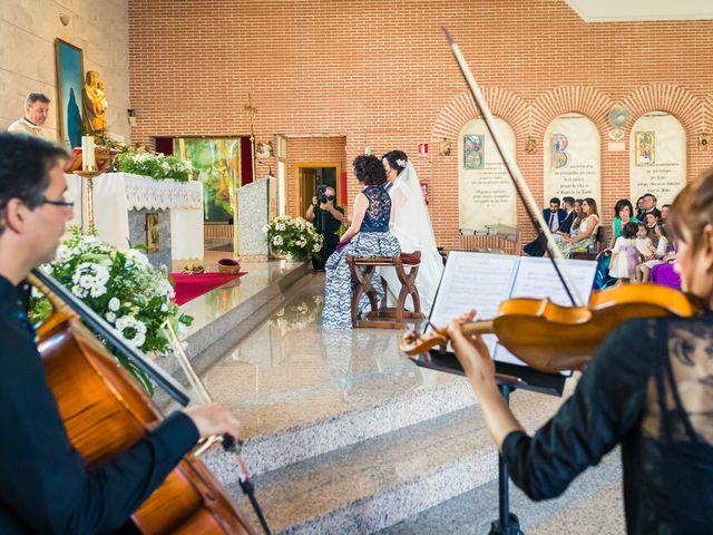 La boda de Alejandro y Mar en Peralejo, Madrid 86