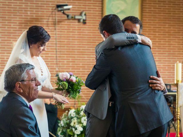 La boda de Alejandro y Mar en Peralejo, Madrid 90
