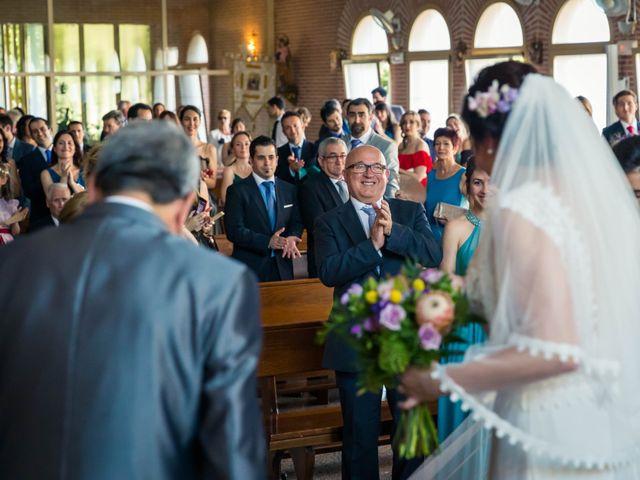 La boda de Alejandro y Mar en Peralejo, Madrid 93