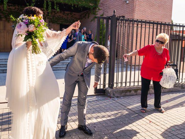 La boda de Alejandro y Mar en Peralejo, Madrid 98