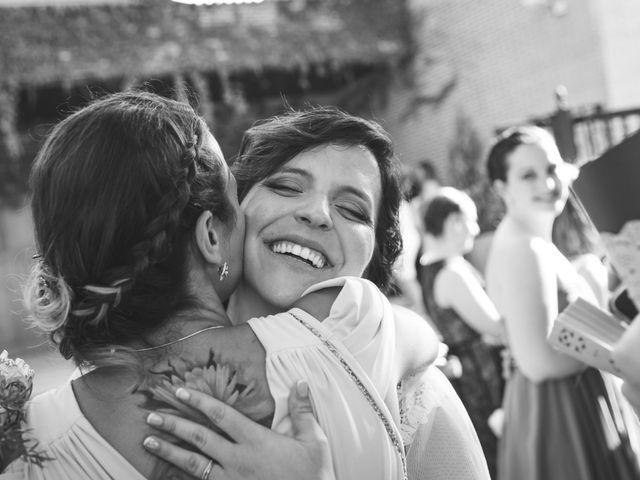 La boda de Alejandro y Mar en Peralejo, Madrid 100