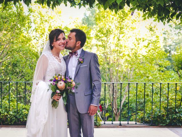 La boda de Alejandro y Mar en Peralejo, Madrid 104