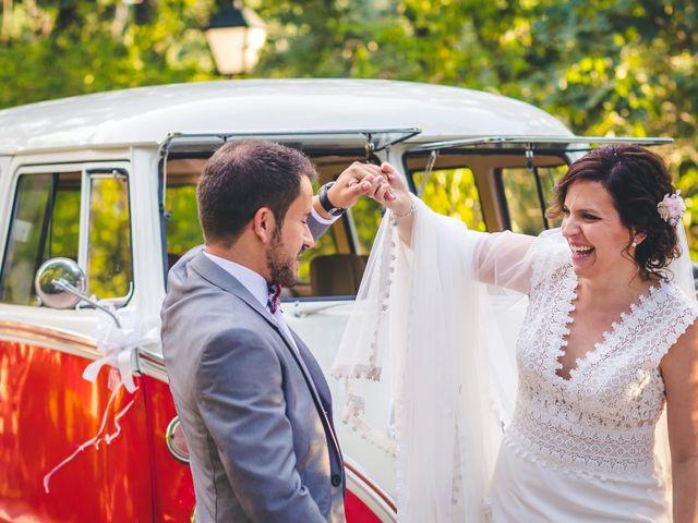 La boda de Alejandro y Mar en Peralejo, Madrid 113