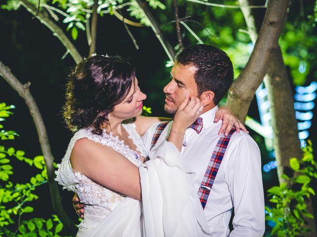 La boda de Alejandro y Mar en Peralejo, Madrid 142